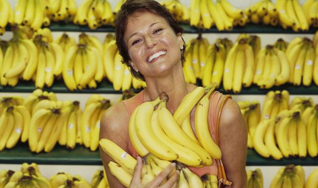 Банановая диета – популярная у знаменитостей