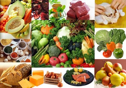 диета калорийность продуктов