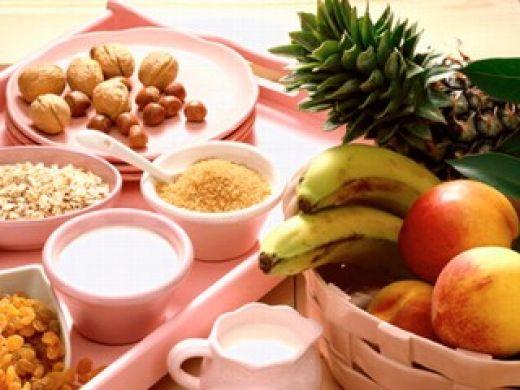 Здоровое питание против диет