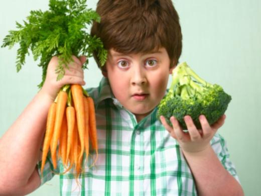 Как избавить ребёнка от лишнего веса