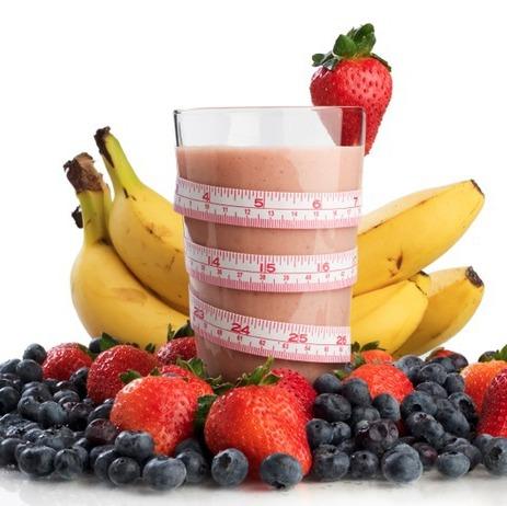 Кефирно - фруктовая диета