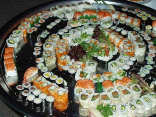Суши-диета: сытно и полезно