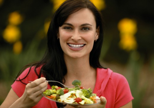 Какой должна быть правильная диета?