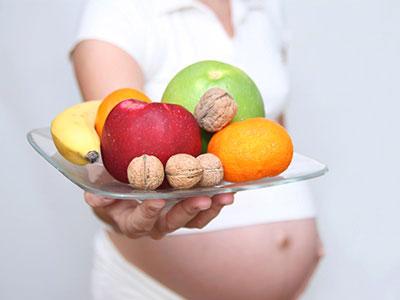 Какое питание при беременности?