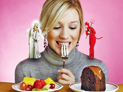 Правильная диета - лучший результат