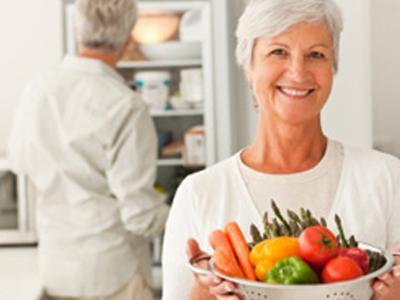 Все о диете для пожилых людей