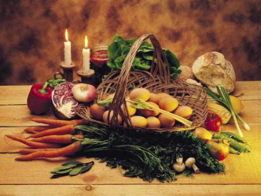 Продукты, которые помогут снизить аппетит