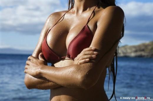 Поддержание формы груди при соблюдении диеты