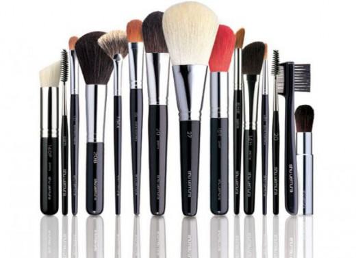 Как выбрать кисть для макияжа?