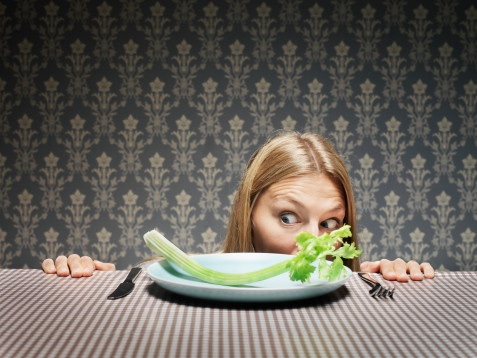 Сельдереевая диета