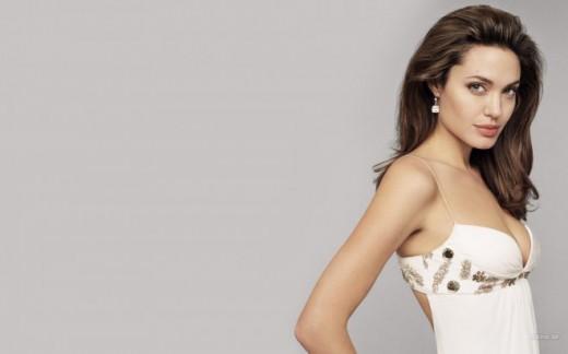 Диета прекрасной женщины – Анжелины Джоли