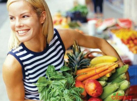 Рацион питания зависим от образа жизни