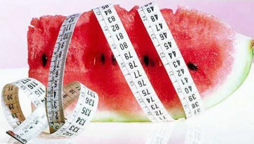 Почему арбузная диета  значится одной из самых действенных