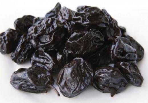 Диета с черносливом