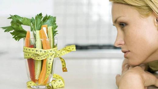 Задумайся о диете