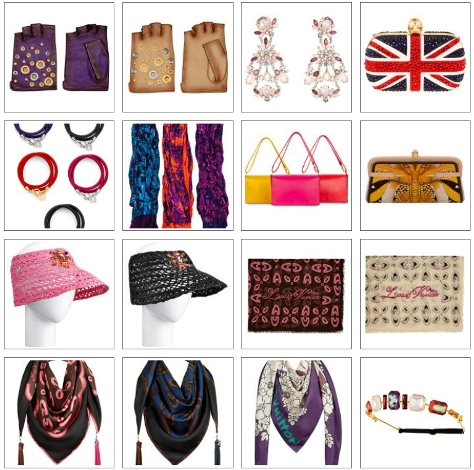 Модные аксессуары лета 2013