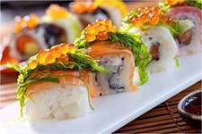 Разгрузочные дни: суши и роллы