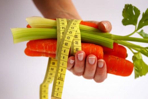 питание по калориям для похудения таблица