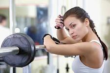 Женщина в спортзале или как вылепить себя
