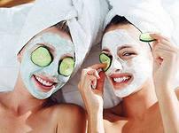 Натуральные маски для зрелой кожи