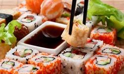 Бесплатная доставка суши в Харькове