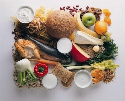 Топ-25 продуктов питания для набора веса