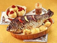 Рыбные блюда в рационе