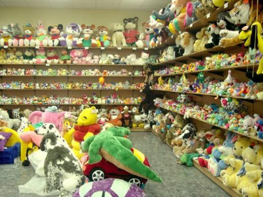Какие развивающие игрушки покупать ребенку