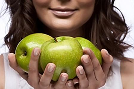 Возможно ли похудение на яблоках?