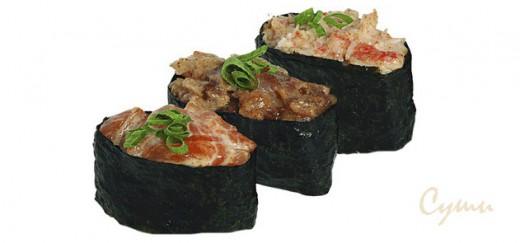 Доставка суши на дом