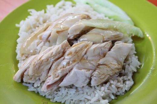 диета на рисе, курице и овощах