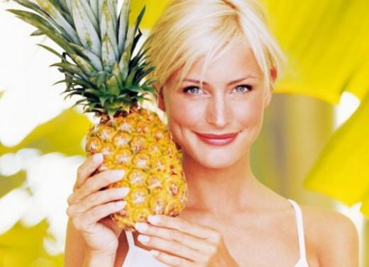 Преимущества ананасовой диеты