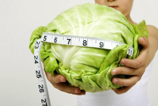 Капустные диеты – идеальный вариант для похудения