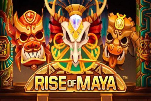 Игровые аппараты Rise of Maya в Чемпион онлайн на сайте champion-lottery.com.ua