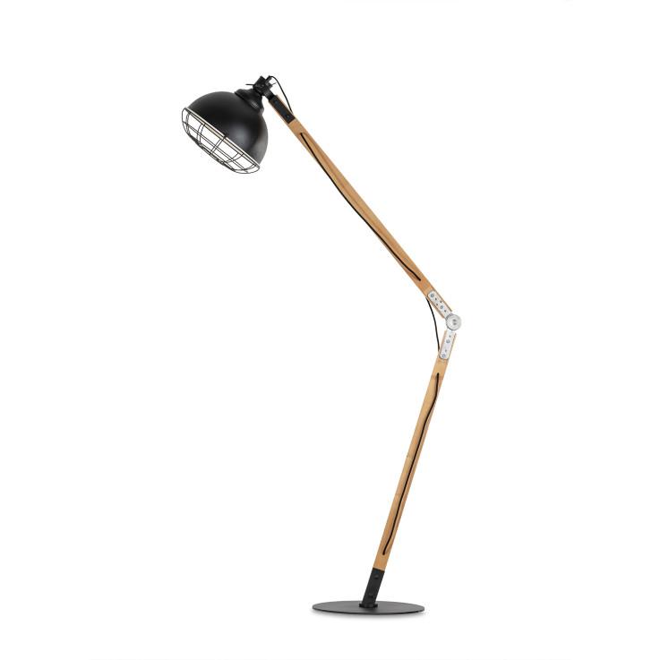 напольный светильник фото